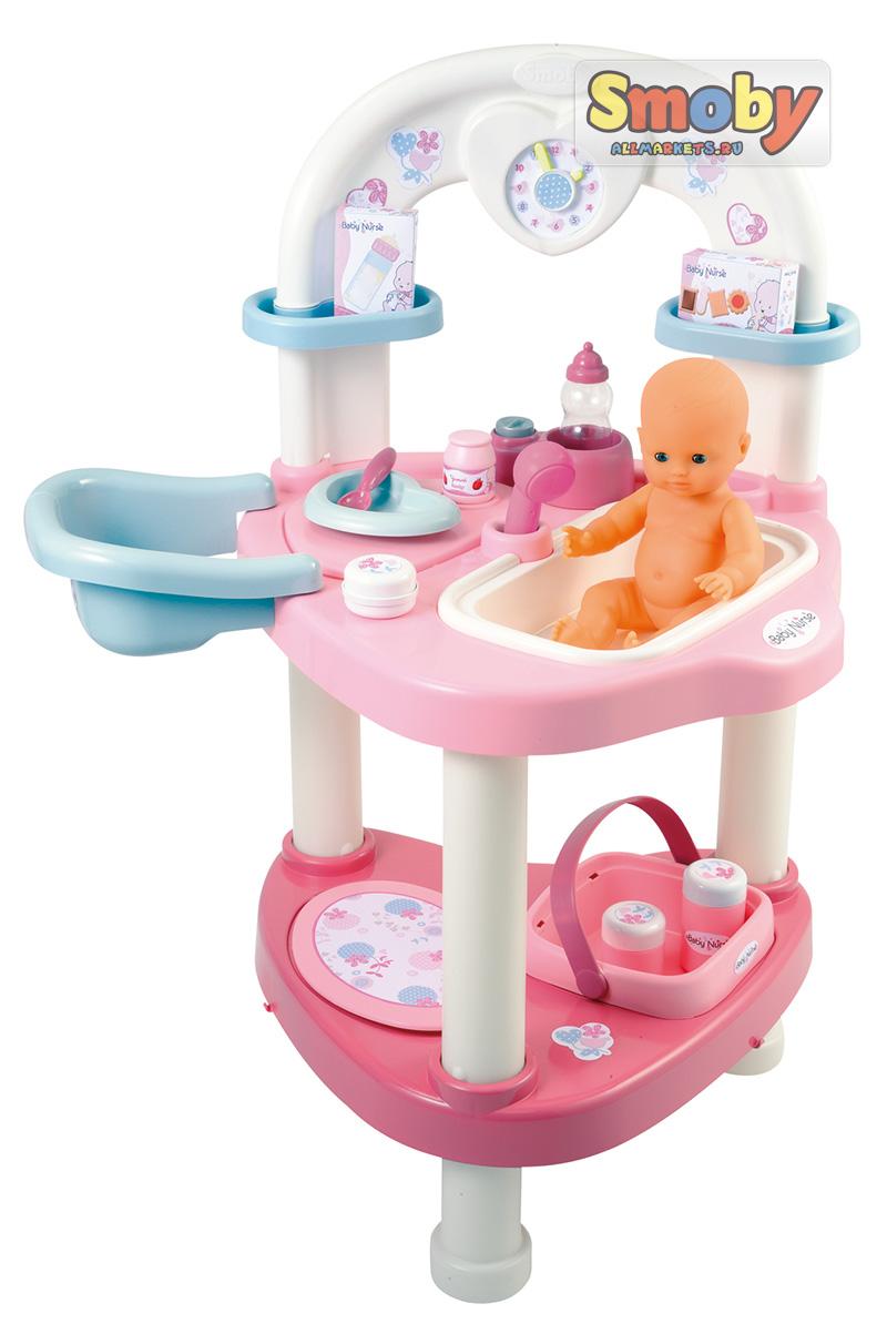 smoby baby nurse 24663. Black Bedroom Furniture Sets. Home Design Ideas